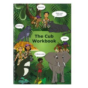 English Cub Workbook cover